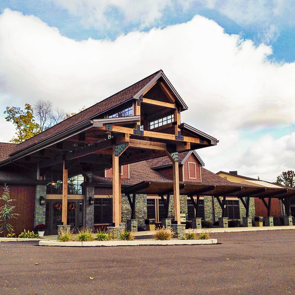 Commercial Construction Example: Pine Barn Inn